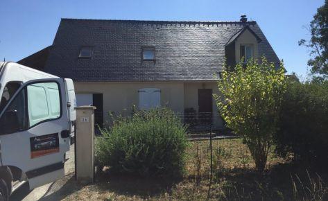 Rénovation toiture ardoise – Couvreur angers