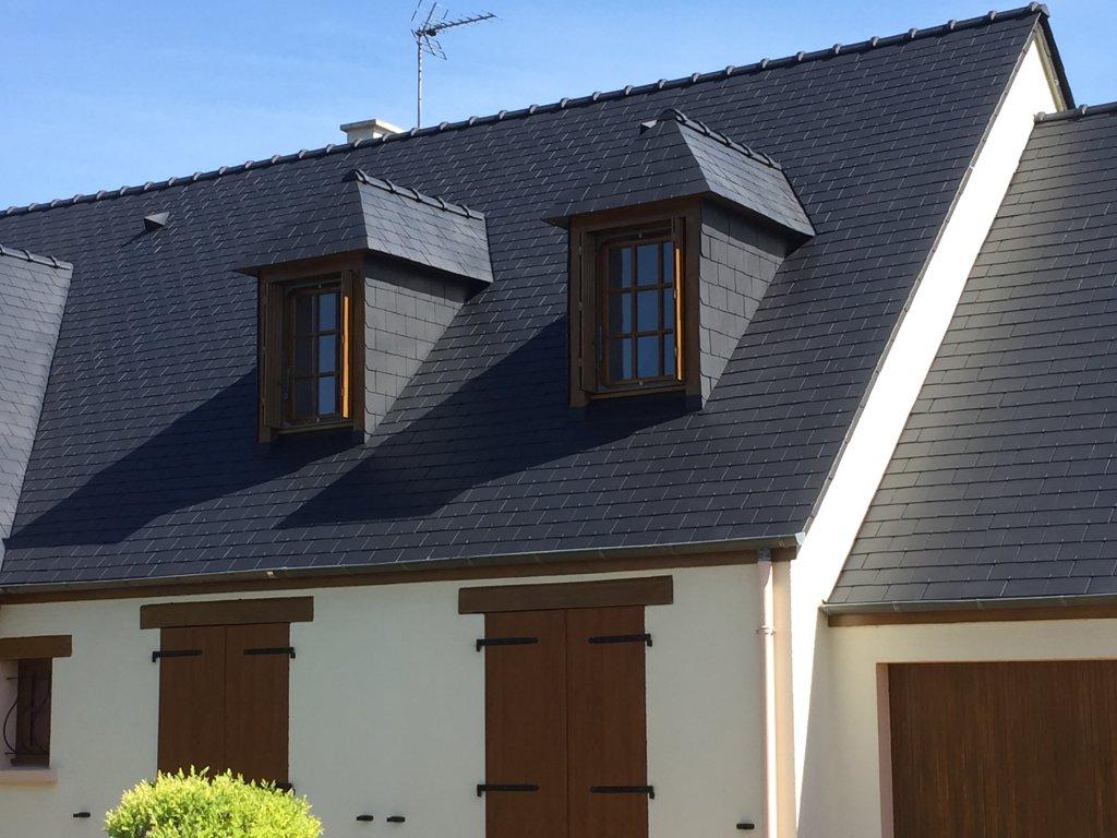 Peinture toiture Saumur