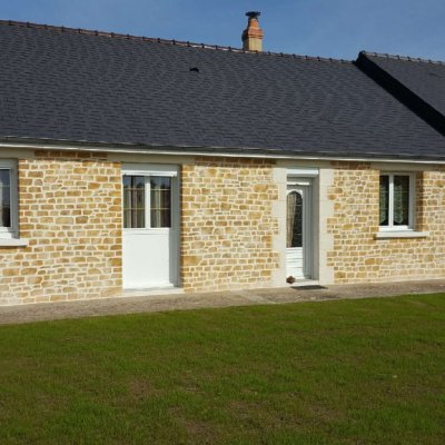Démoussage Saumur