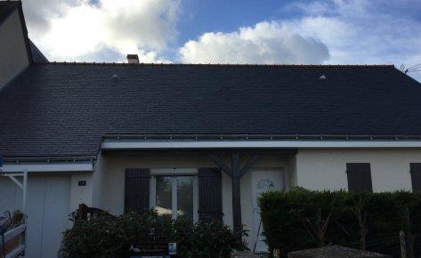 Rénovation ardoise – Couvreur Angers