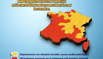 Traitement charpente Saumur