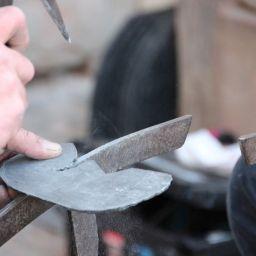 Les outils du couvreur